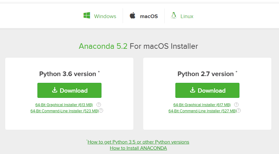 download anaconda for windows 10 python