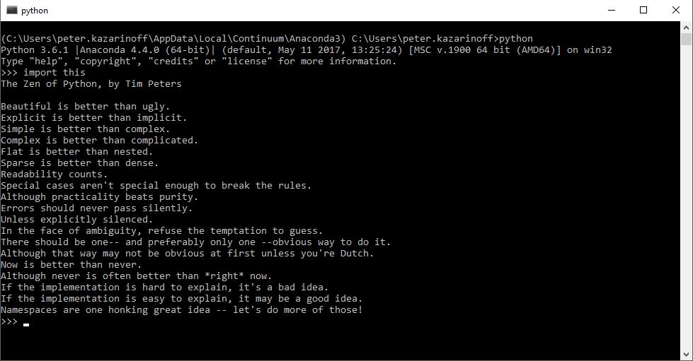 Installing Anaconda on Windows - Problem Solving with Python