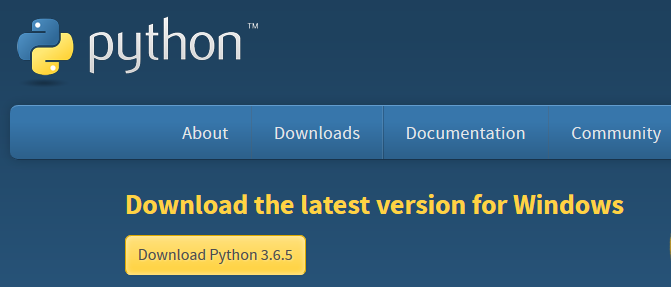 Installing Python from Python org - Problem Solving with Python